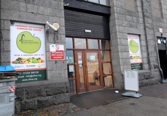 CFINE in Aberdeen has temporarily closed.