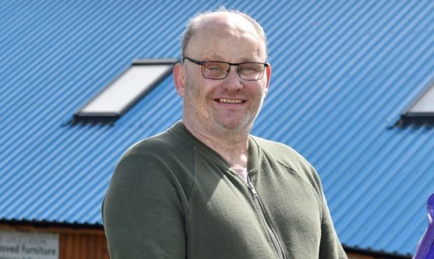 Clive Hampshire of Smile Scotland.