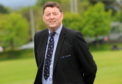 Aberdeen Grammar chairman and director of rugby Gordon Thomson.