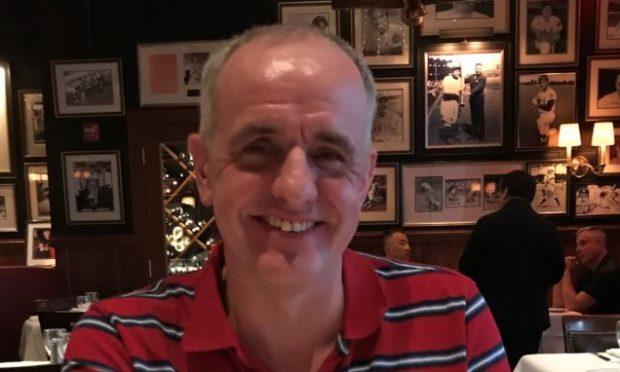 George Starke, ROV supervisor for Subsea 7.