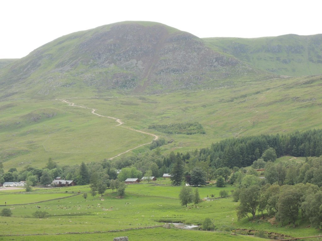 Glen Clova. Submitted by Ramblers Scotland