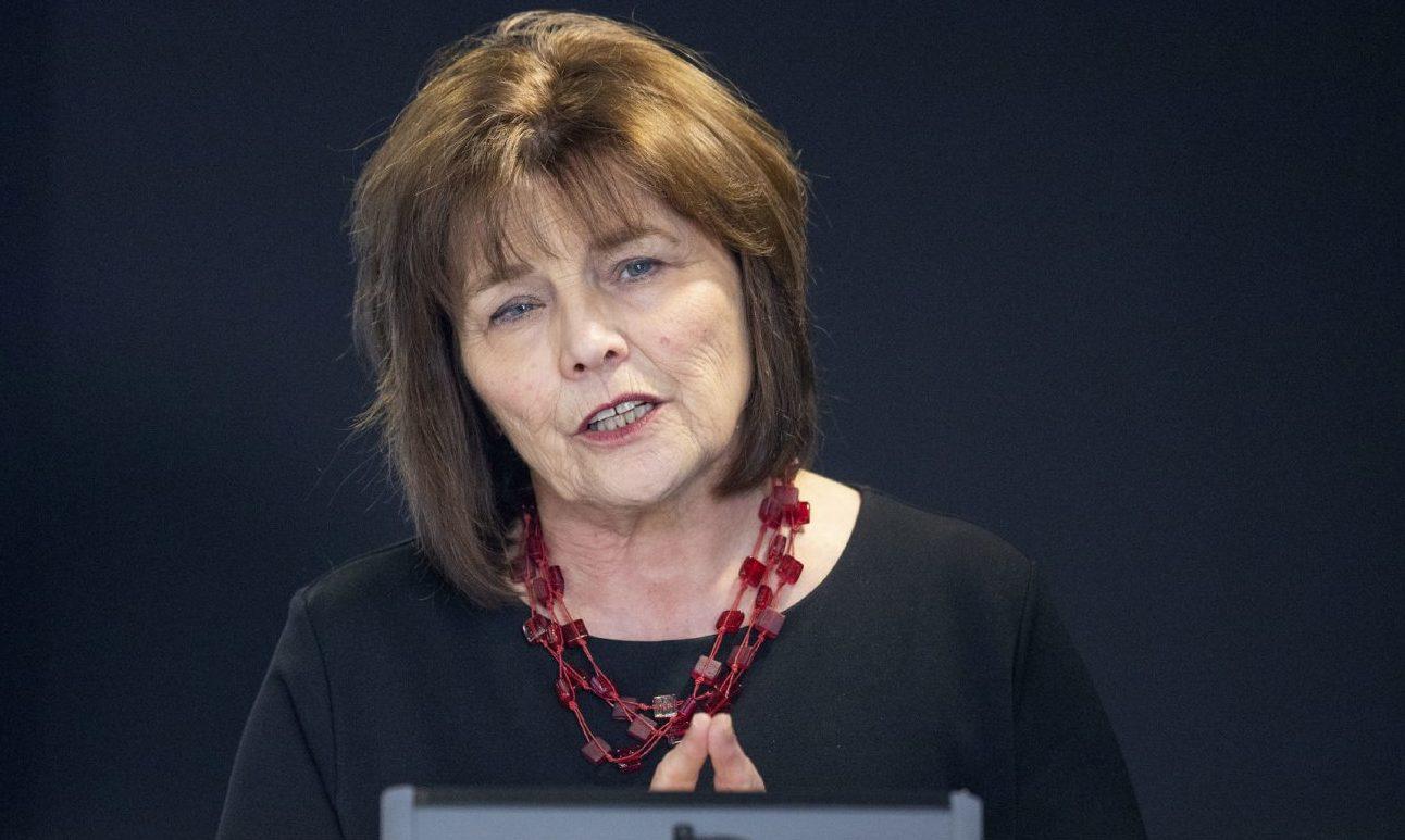 Scotland's Health Secretary, Jeane Freeman.