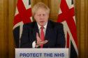 Prime Minister Boris Johnson brought in fresh measures on Monday.