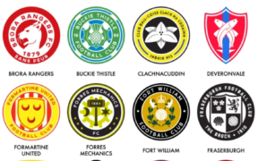 The artist who has ReBranded the crest of every team in the north, from Aberdeen to the Highland League