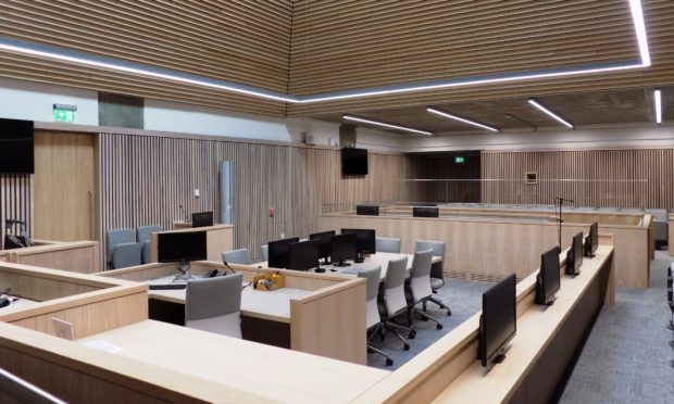 Scottish courts began using teleconfrencing and video conferencing due to the pandemic.