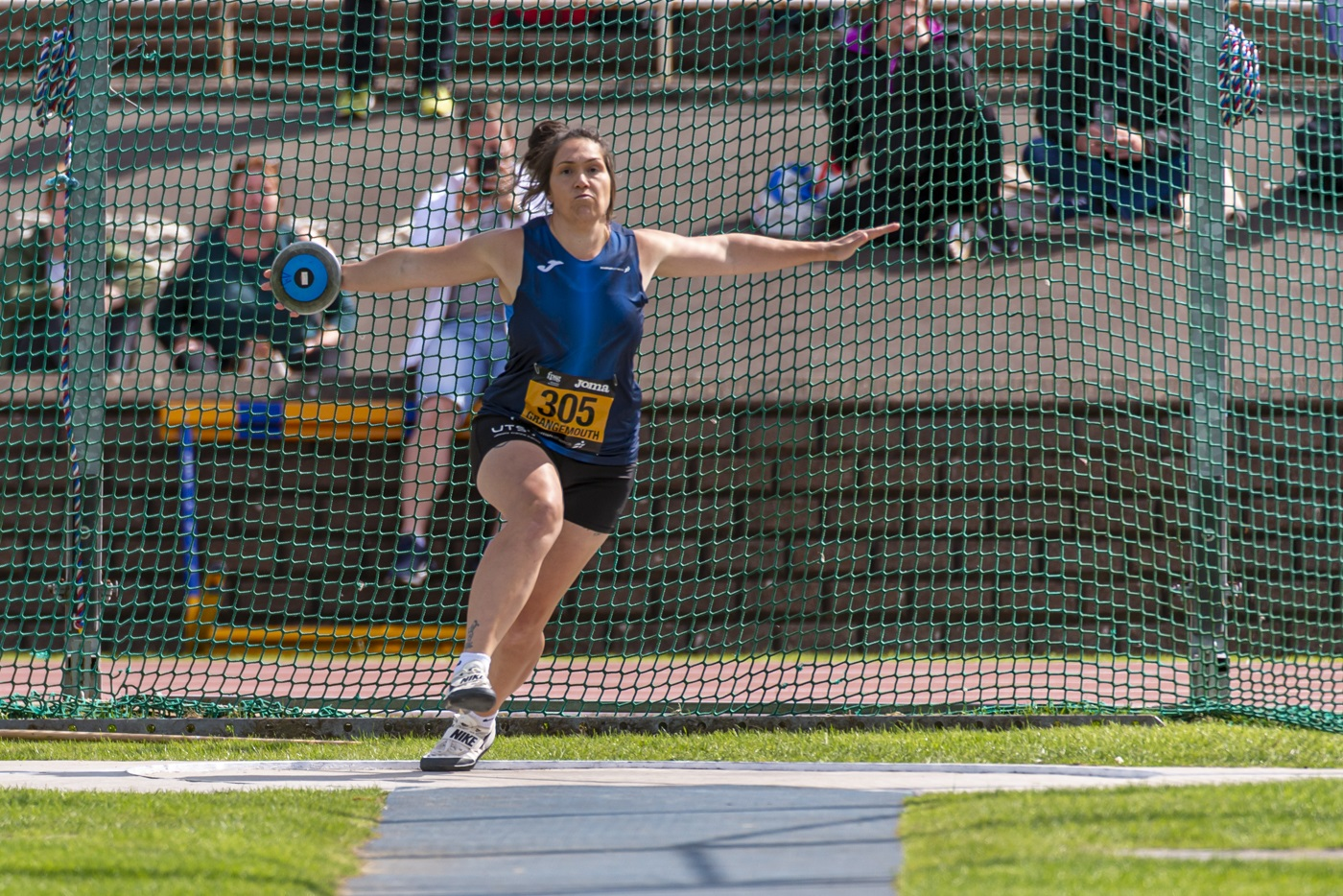 Law has great record at the Scottish Track and Field Championships.