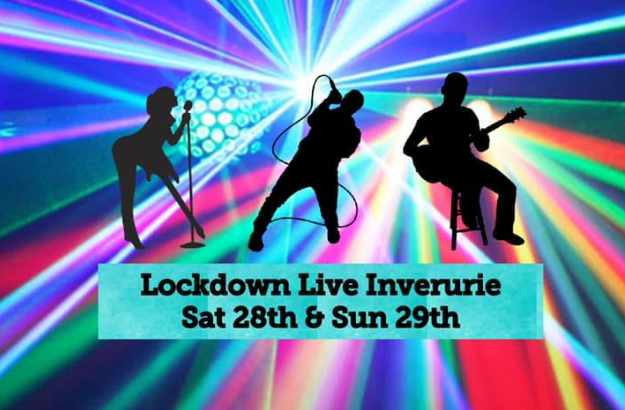 The Lockdown Live poster