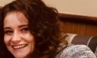 28-year-old Megan Kirstie Jackson was last seen last Monday.