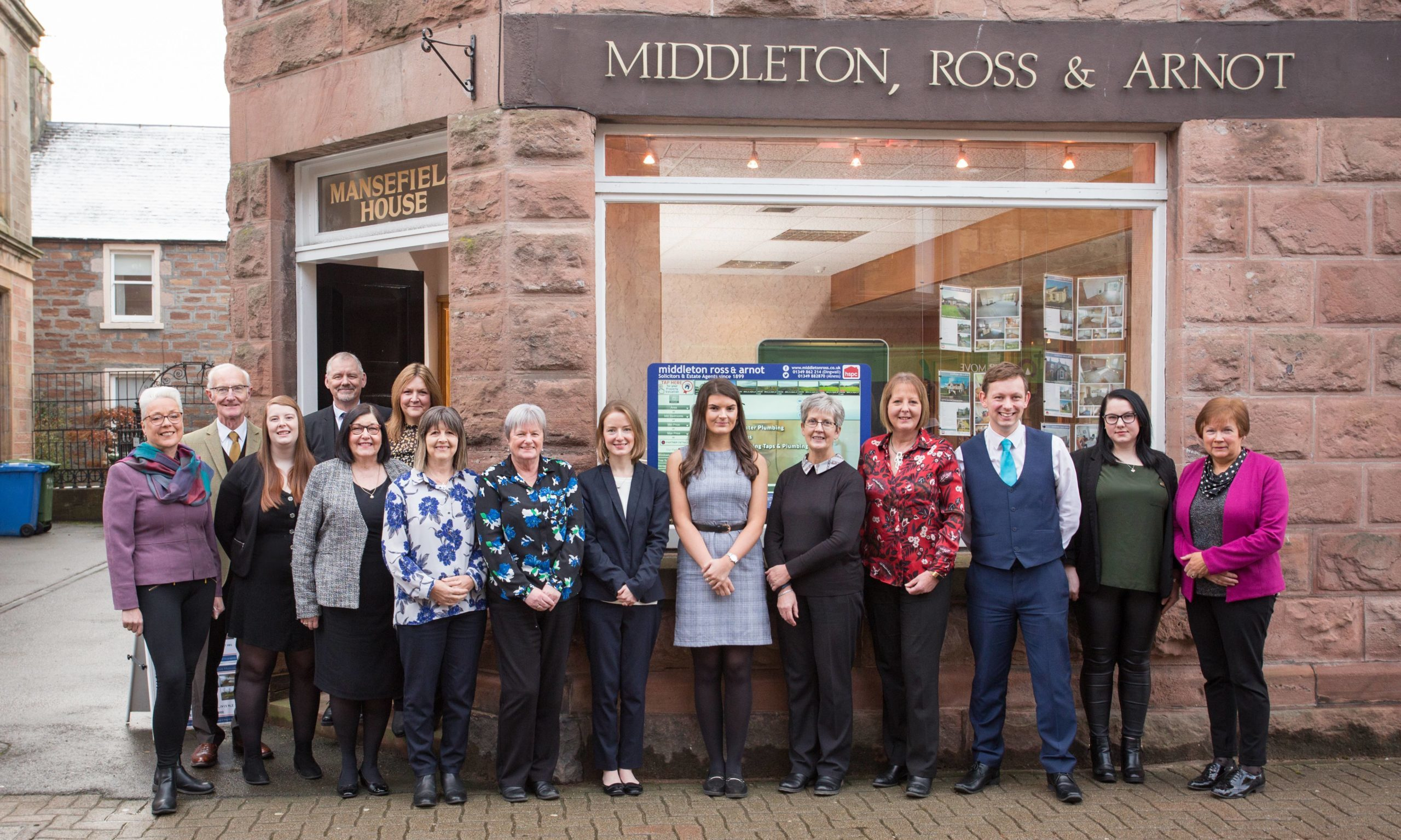 Middleton Ross, which has offices in Dingwall and Alness, is calling on local youth sports teams, charities and community organisations to apply to its new funding scheme