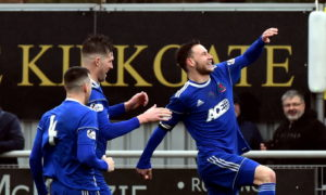 Cove are fighting to retain their promoted status.