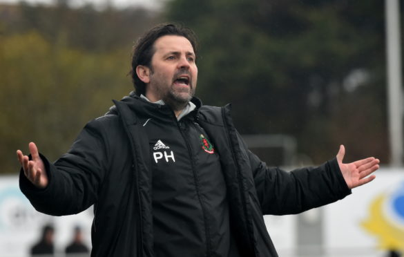 Paul Hartley took over as manager last summer.