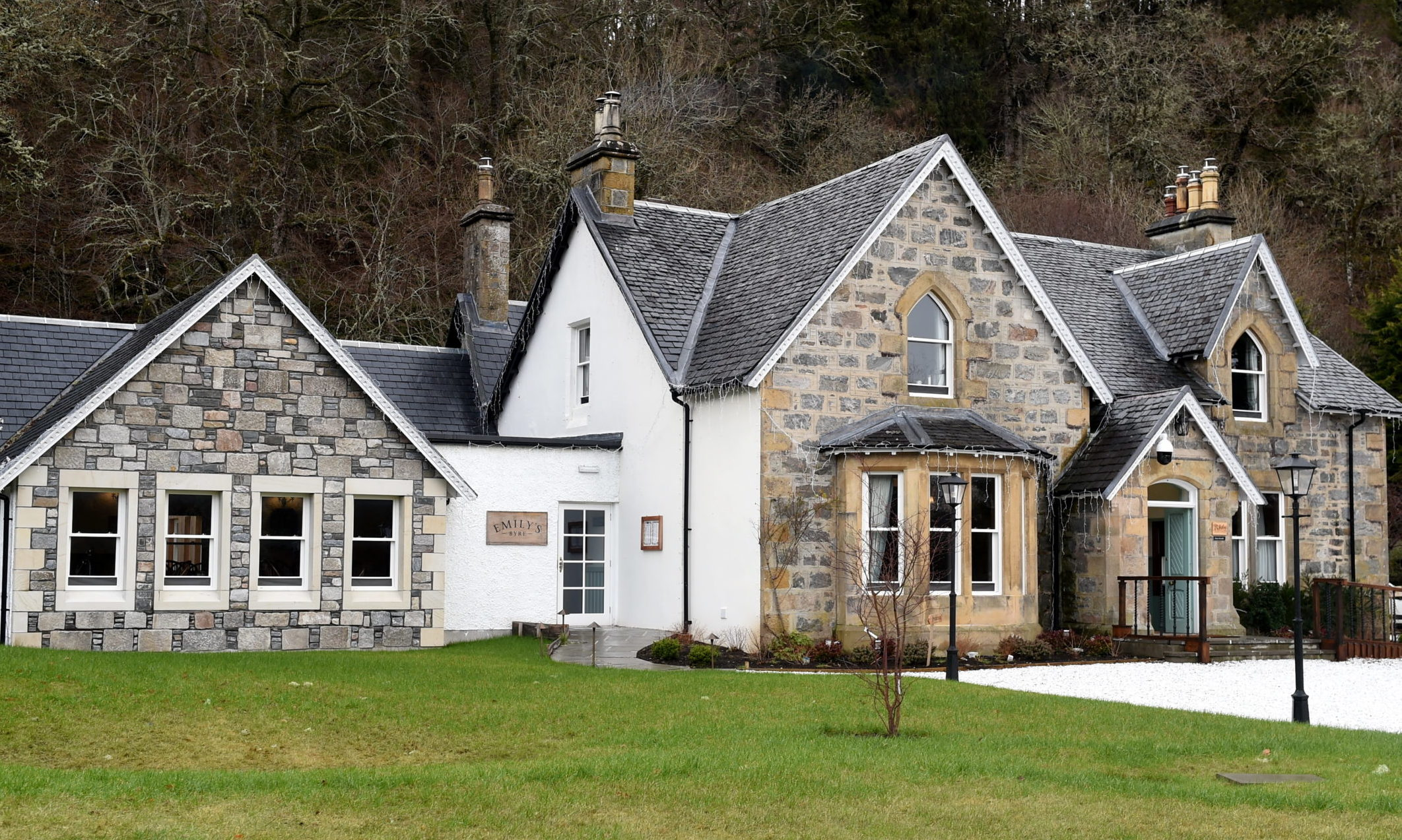 Emily's Byre at Rokeby Manor, Invergarry. Picture by Sandy McCook