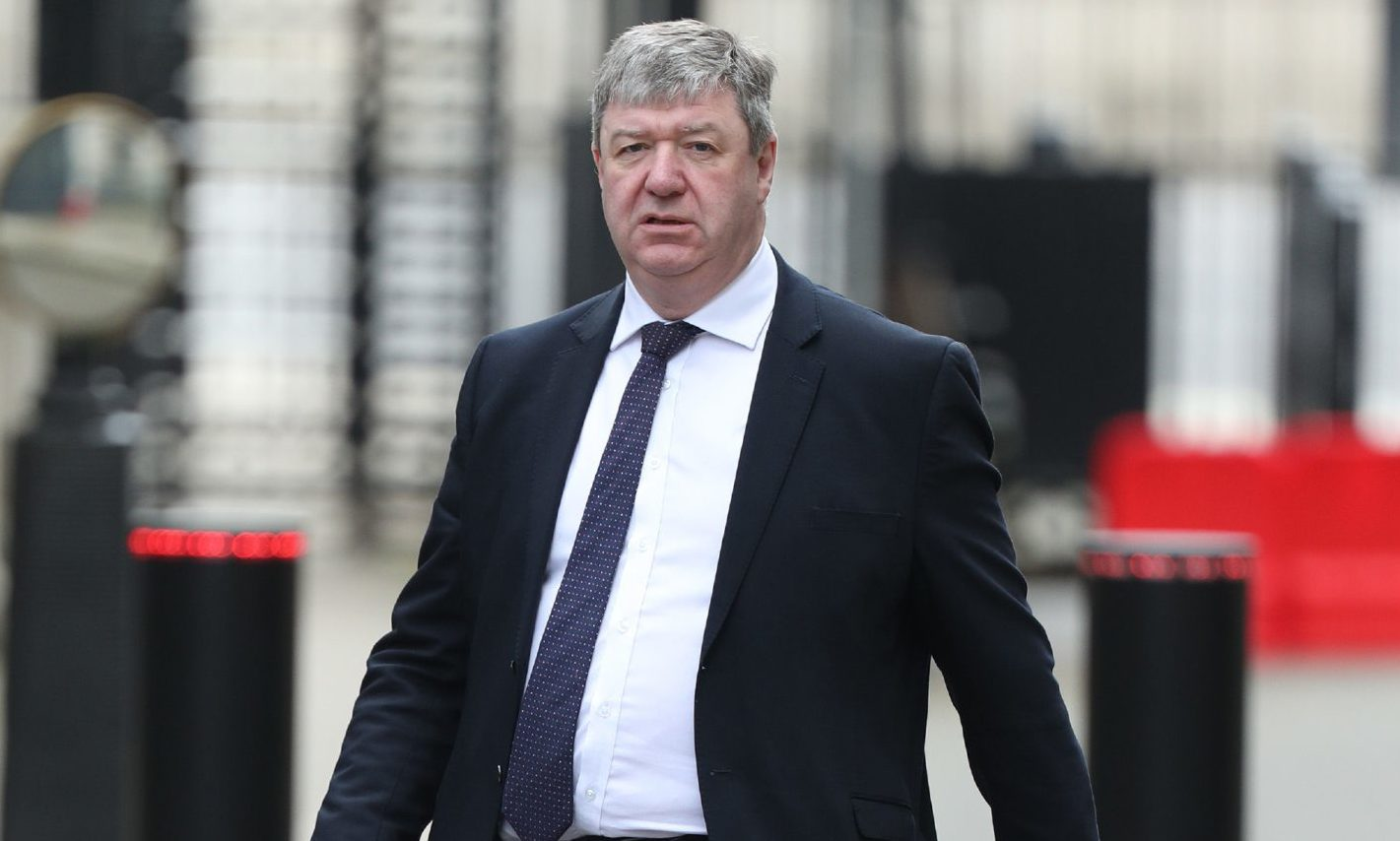 Liberal Democrat MP Alistair Carmichael.