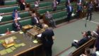 The benches were sparsely populated at PMQs on Wednesday, and Parliament has now gone into recess with question marks over when it might be able to reconvene in the normal way.