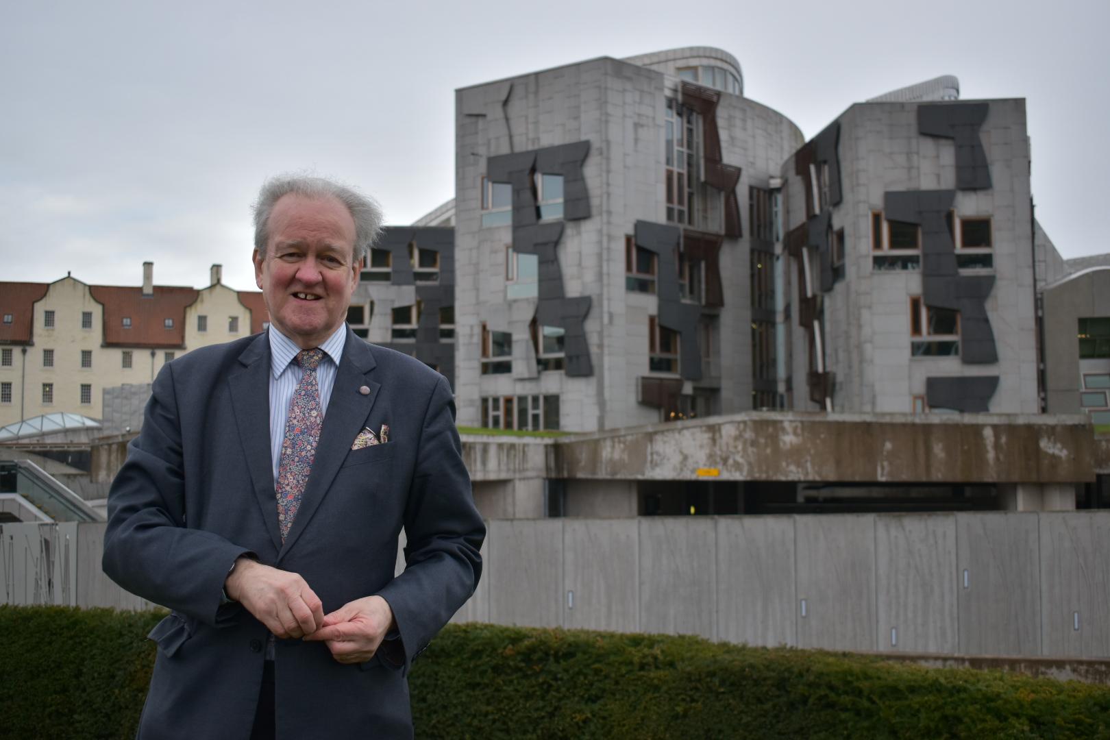 Banff and Buchan MSP Stewart Stevenson is pleased to see more digital homes in Peterhead.