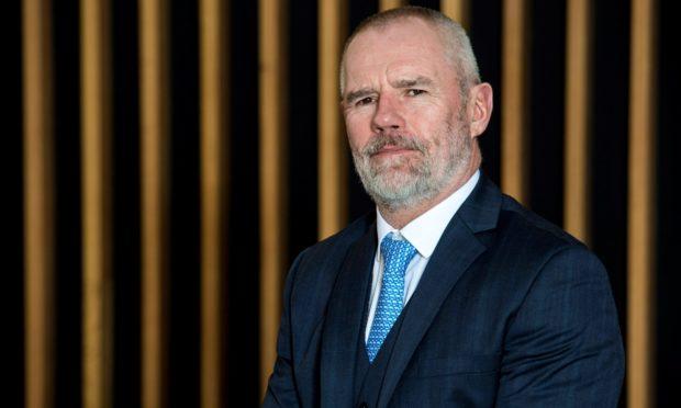 Prof Steve Olivier has been named the new principal of Robert Gordon University (RGU).