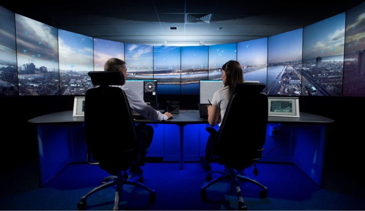 The digital air traffic control tower at RAF Lossiemouth will be the first of its kind for the RAF.