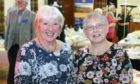 Rotary members Eleanor Macalister and Hilary Gordon.