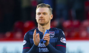 Ross County's Billy Mckay: Scottish Premiership will benefit from national team success