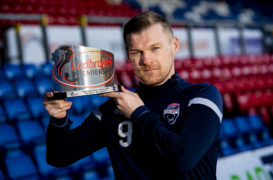 Ross County striker Billy Mckay hopes award can spark fresh Northern Ireland recognition