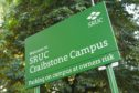 The college has campuses across Scotland including Craibstone, near Aberdeen.