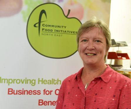 Fiona Rae, deputy chief executive of Cfine.