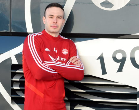 Andy Considine. Picture by Jim Irvine