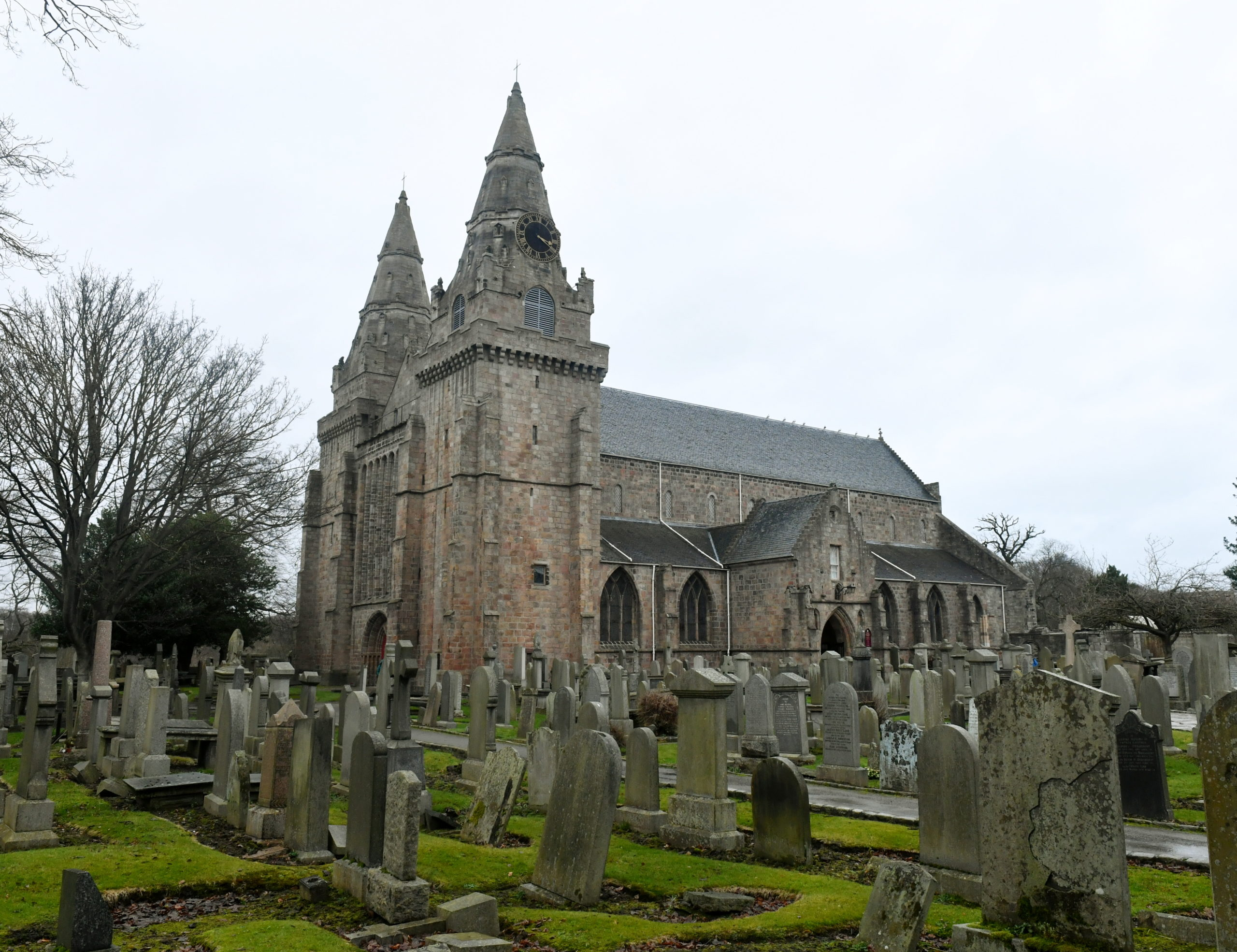 St Machar's Cathedral, in Old Aberdeen