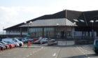 Western Isles Hospital, Stornoway.