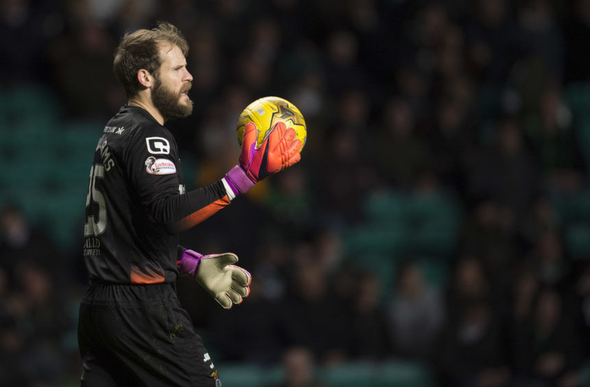 Football's shutdown has made ex-Inverness stopper Owain Fon Williams more appreciative of career choice | Press and Journal