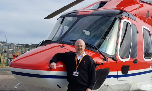 Pilot Steve Jones
