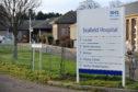 Seafield Hospital in Buckie.