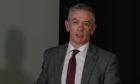 Interim CMO Dr Gregor Smith