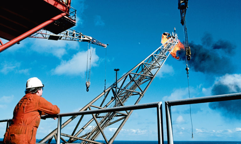 A plea has been made for more Covid-19 tests for oil and gas workers.