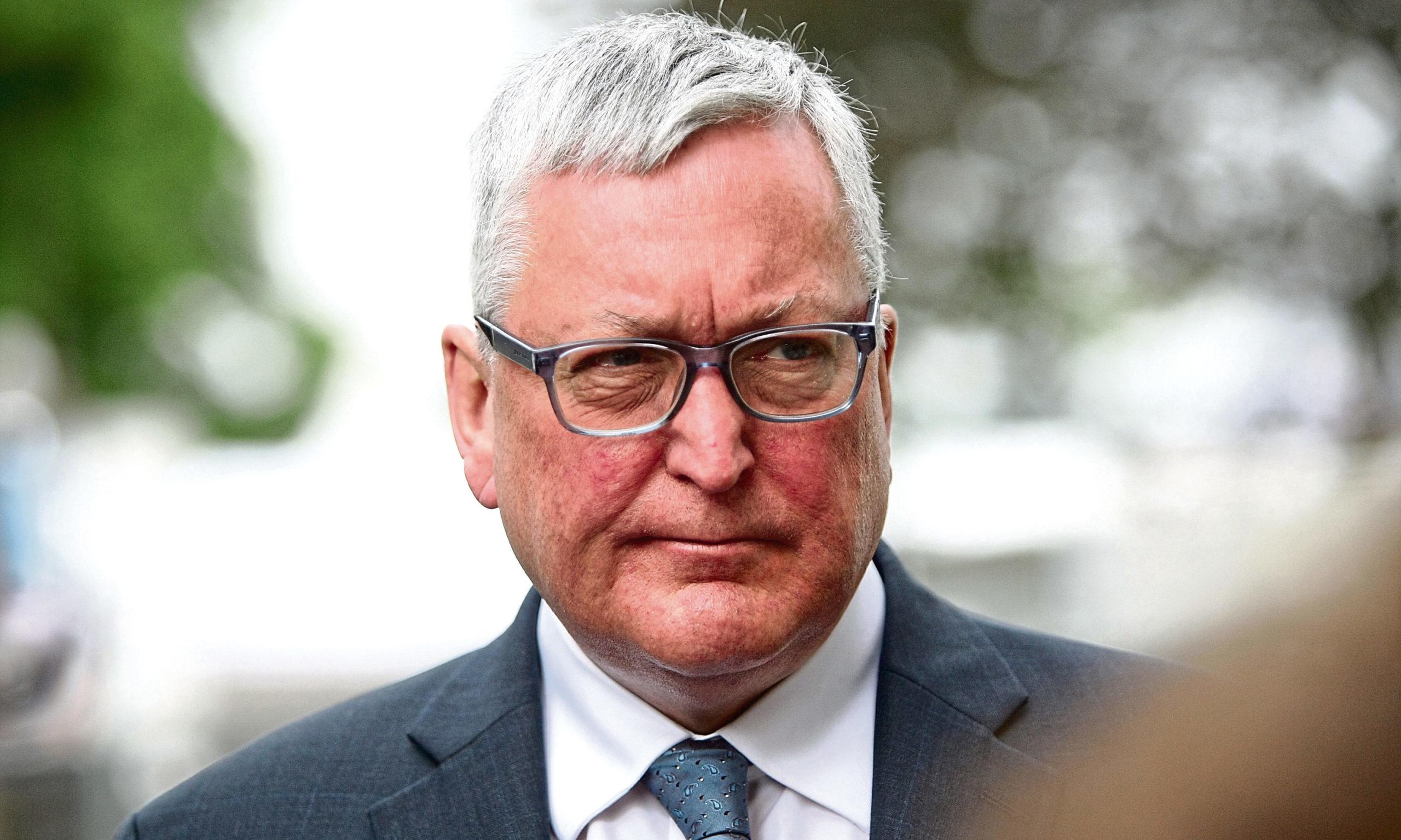 Tourism Secretary Fergus Ewing calls for furlough extension