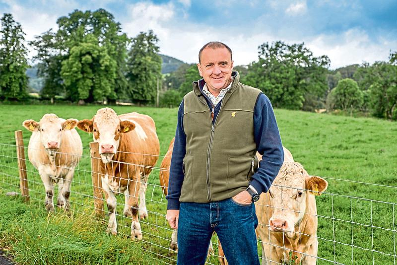 NFU Mutual chairman Jim McLaren.