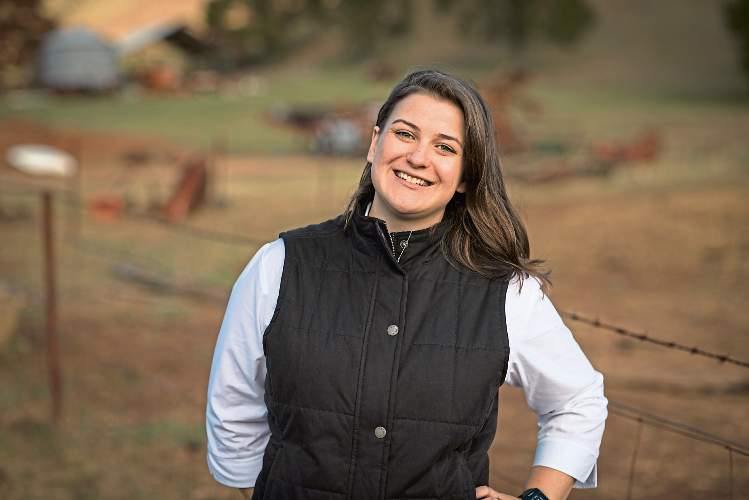 Alana Black from the Rural Youth Project.
