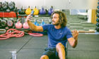 Joe Wicks has been performing a daily exercise video online during the coronavirus lockdown.