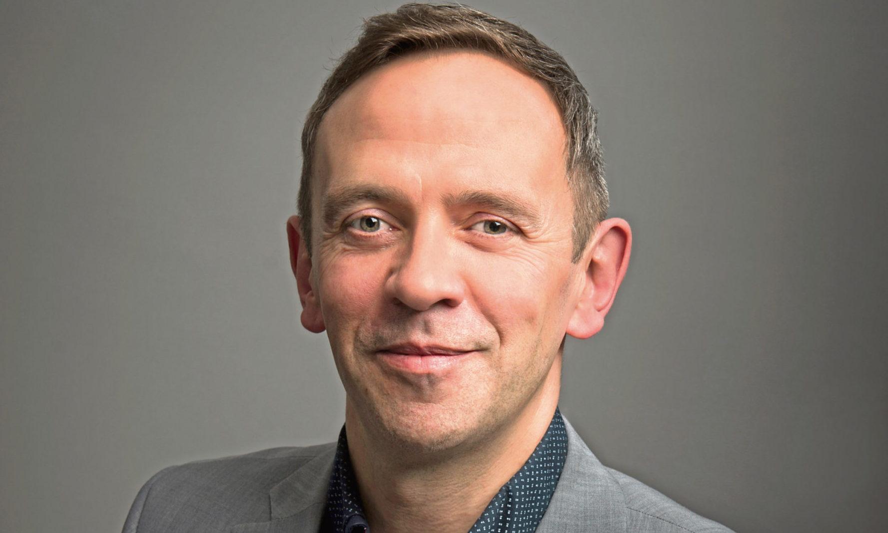 Aberdeen Business Network director Andrew Smith