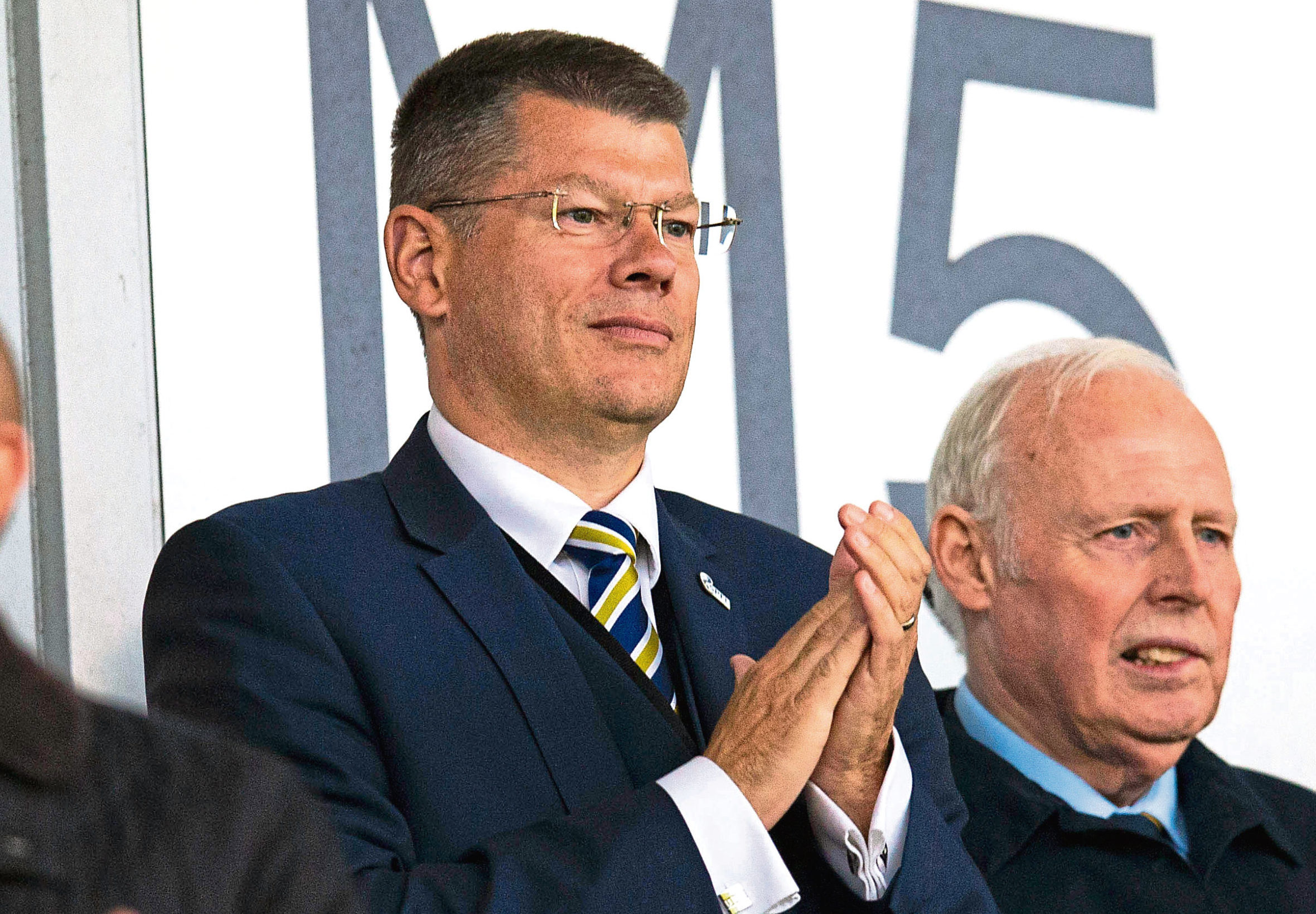 The SPFL's Neil Doncaster