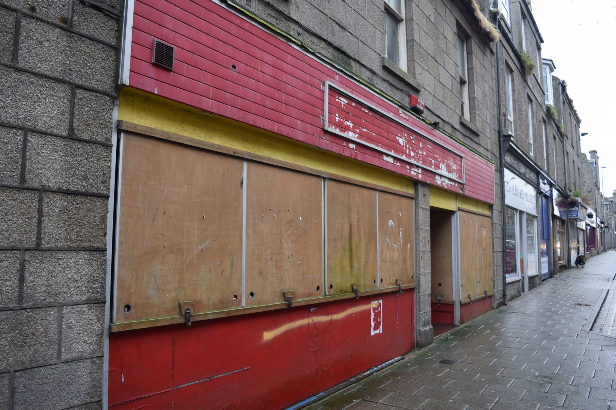 The former High Street toy store could soon be part of Cheers Cafe Bar and Tavern
