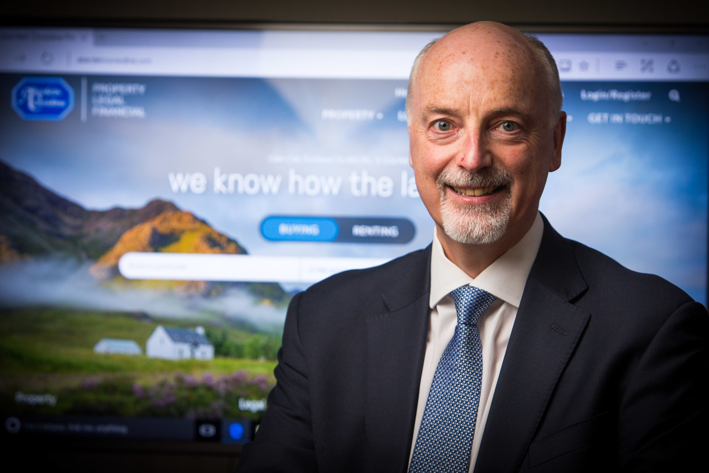 Robert Fraser, Senior Property Partner at Aberdein Considine