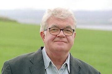 Brian Devlin, former head of communications at NHS Highland