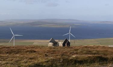Three major wind farm projects are proposed for Orkney and could have a major impact on jobs and the economy should they go ahead.
