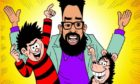 eano launch nationwide competition to find 'Britain's Funniest Family' with Romesh Ranganathan.