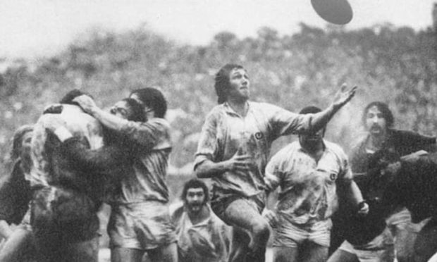 George Mackie, the last player to be capped by Scotland whilst a Highland player, has passed aged 70