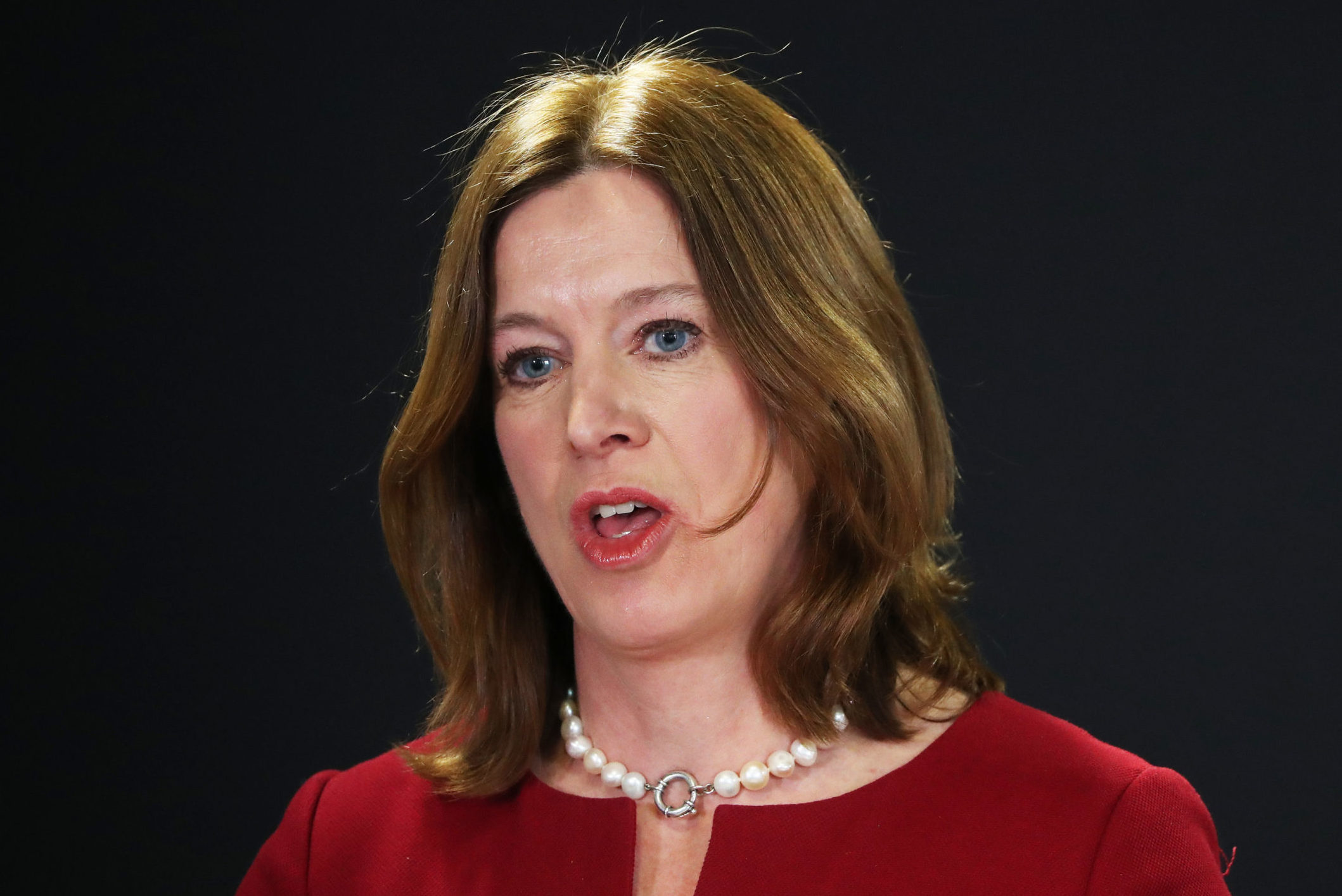 Chief Medical Officer for Scotland Catherine Calderwood