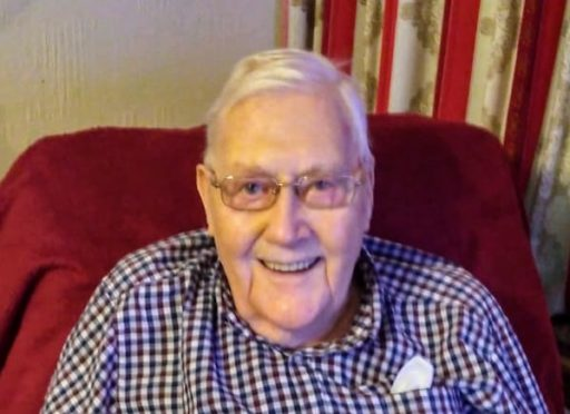 Arthur James Fry died at his Ellon home at the age of 97.