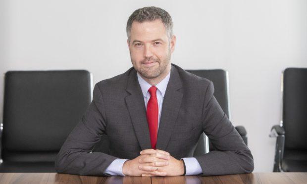 James MacKinnon, partner at Aberdein Considine