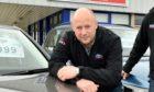 Jim Reid, the director of Jim Reid Vehicle Sales in Inverurie